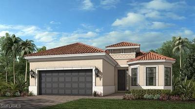 Bonita Springs Single Family Home For Sale: 23714 Pebble Pointe Ln