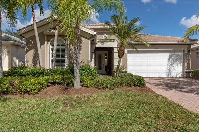Naples Single Family Home For Sale: 1721 Sanctuary Pointe Ct