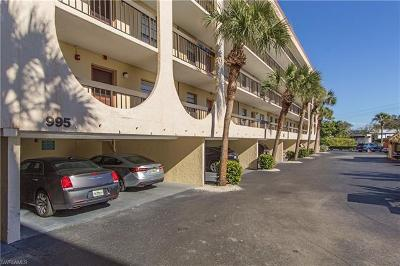 Marco Island Condo/Townhouse For Sale: 995 Anglers Cv #N-402