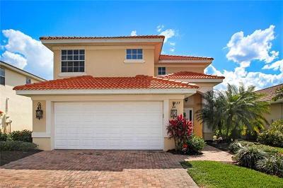 Estero Single Family Home For Sale: 9427 La Bianco St