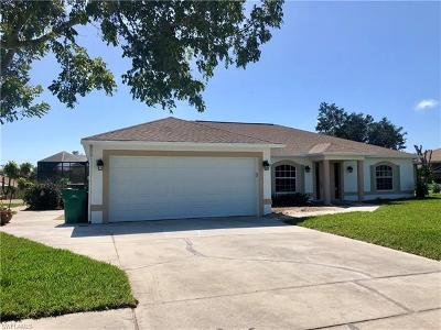 Marco Island Single Family Home For Sale: 2023 San Marco Rd