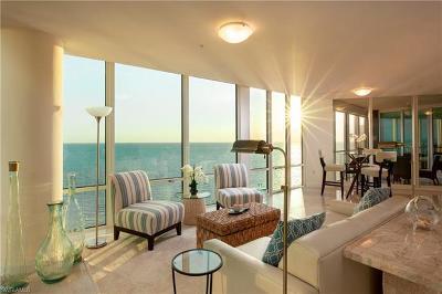 Condo/Townhouse For Sale: 3991 N Gulf Shore Blvd #PH 201