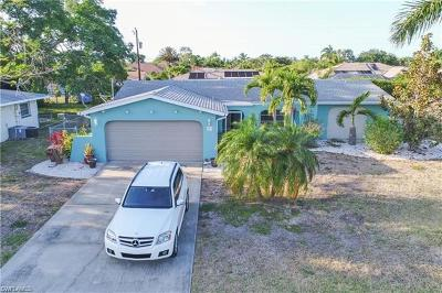 Cape Coral Single Family Home For Sale: 633 SE 36th St