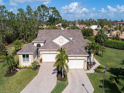 Naples Single Family Home For Sale: 826 Grafton Ct #7