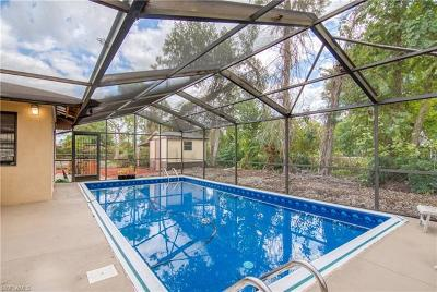 Fort Myers Single Family Home For Sale: 7286 Jonas Rd