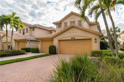 Estero Condo/Townhouse For Sale: 10412 Autumn Breeze Dr #102