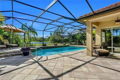 Naples Single Family Home For Sale: 9738 Nickel Ridge Cir