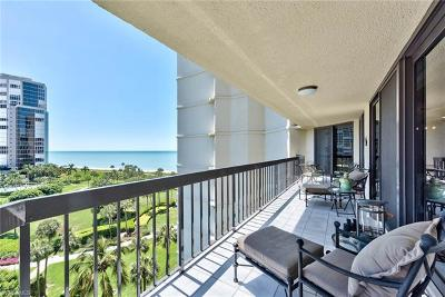Condo/Townhouse For Sale: 4551 N Gulf Shore Blvd #905