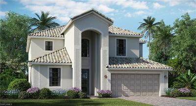 Single Family Home For Sale: 1592 Vizcaya Ln
