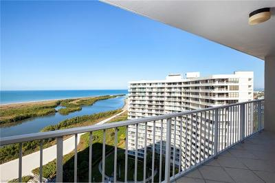 South Seas Condo/Townhouse For Sale: 380 Seaview Ct #1802