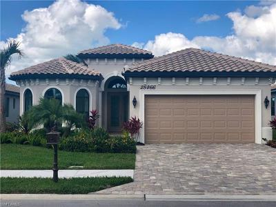 Bonita Springs Single Family Home For Sale: 28466 Tasca Dr