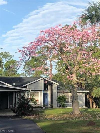 Naples Single Family Home For Sale: 421 NW 13th St