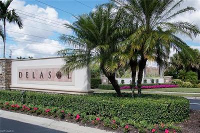 Naples Single Family Home For Sale: 16165 Parque Ln