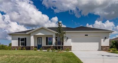 Cape Coral Single Family Home For Sale: 1305 NW 13th St