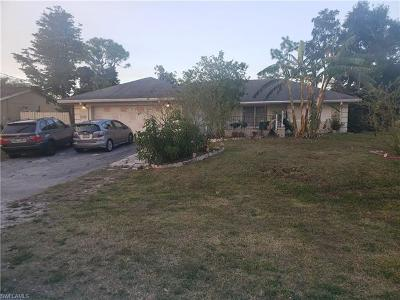 Single Family Home For Sale: 5403 SW 25th Pl