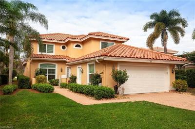 Naples Single Family Home For Sale: 266 E Edgemere Way