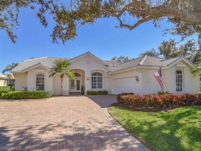 Bonita Springs Single Family Home For Sale: 13000 Bridgeford Ave