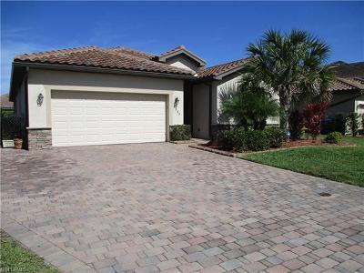 Fort Myers Single Family Home For Sale: 9355 Via San Giovani St