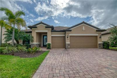 Estero Single Family Home For Sale: 13489 Villa Di Preserve Ln