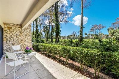 Naples Condo/Townhouse For Sale: 104 Wilderness Dr #J-140