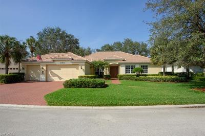 Fort Myers Single Family Home For Sale: 10960 Mahogany Run