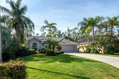 Naples Single Family Home For Sale: 2268 Piccadilly Ct