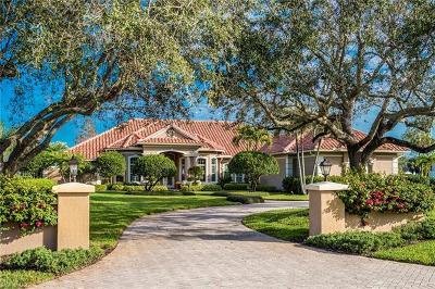 Naples Single Family Home For Sale: 4701 S Pond Apple Dr