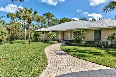 Naples FL Single Family Home For Sale: $774,900