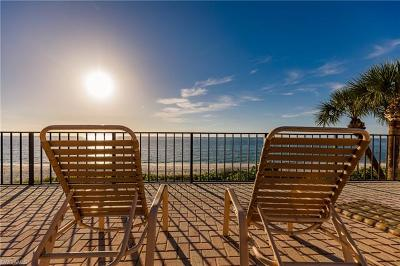 Condo/Townhouse For Sale: 3115 N Gulf Shore Blvd #111 S