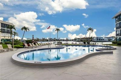 Naples Condo/Townhouse For Sale: 3200 N Gulf Shore Blvd #204