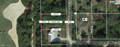 Bonita Springs Residential Lots & Land For Sale: 23304 W El Dorado Ave