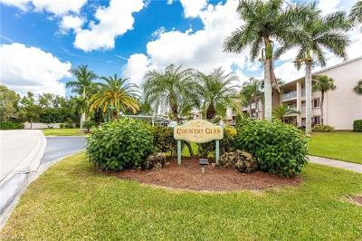 Naples Condo/Townhouse For Sale: 7360 Glenmoor Ln #4109