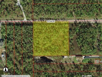 Naples Residential Lots & Land For Sale: Xxxx NE 2nd Ave