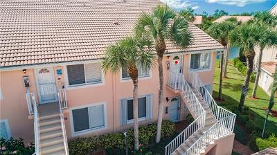 Naples Condo/Townhouse For Sale: 6610 Beach Resort Dr #16