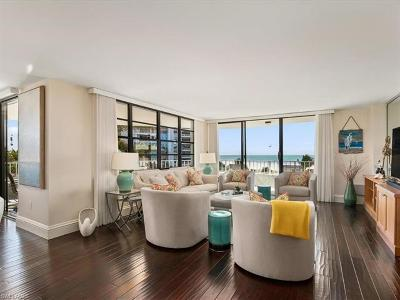 Summit House Of Marco Condo/Townhouse For Sale: 280 S Collier Blvd #406