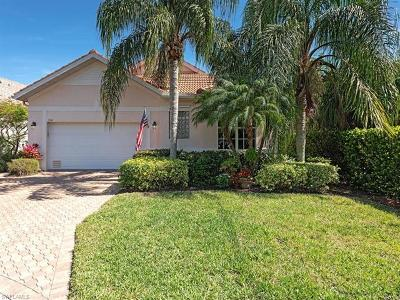 Naples Single Family Home For Sale: 356 Steerforth Ct