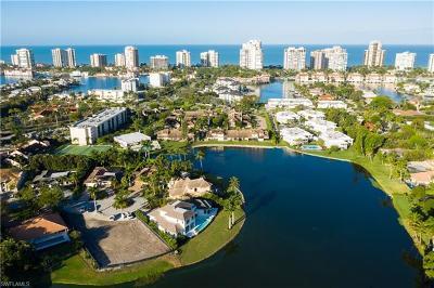 Naples FL Single Family Home For Sale: $4,725,000