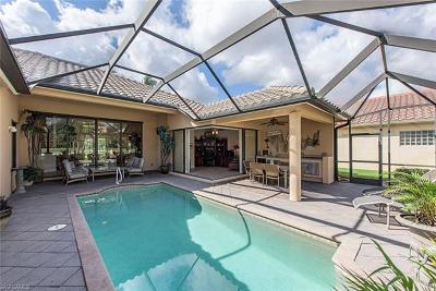 Naples Single Family Home For Sale: 3109 Terramar Dr