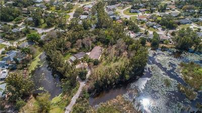 Fort Myers Single Family Home For Sale: 8286 San Carlos Blvd