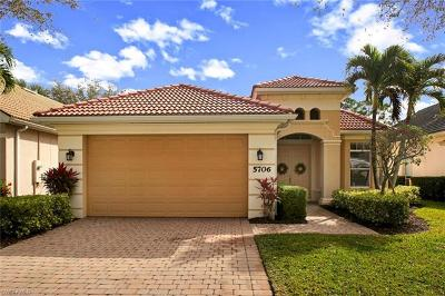Naples Single Family Home For Sale: 5706 Lago Villaggio Way
