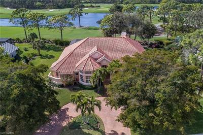 Bonita Springs Single Family Home For Sale: 25100 Pennyroyal Dr