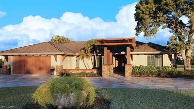 Naples Single Family Home For Sale: 2257 Regal Way