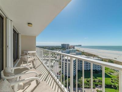 Condo/Townhouse For Sale: 260 Seaview Ct #1605
