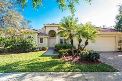 Naples Single Family Home For Sale: 2120 Amargo Way