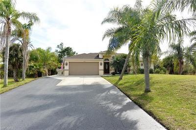 Naples Single Family Home For Sale: 3580 NE 62nd Ave