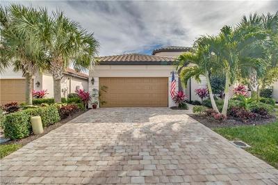 Bonita Springs Single Family Home For Sale: 9876 Alhambra Ln