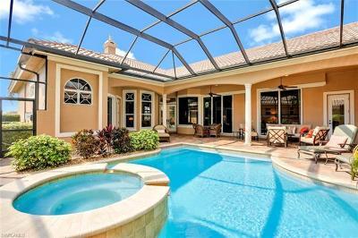 Fort Myers Single Family Home For Sale: 9620 Monteverdi Way
