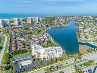 Marco Island Condo/Townhouse For Sale: 270 N Collier Blvd #603