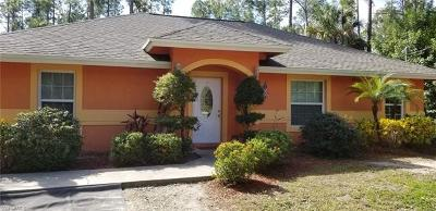 Naples Single Family Home For Sale: 3838 SE 10th Ave