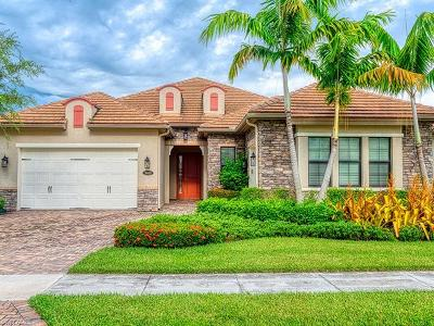 Naples Single Family Home For Sale: 9469 Greenleigh Ct